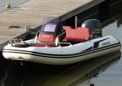 Grand G420 inflatables RIB Boat