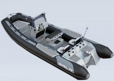 Gala Viking V580F fishing